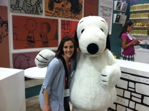 Snoopy at Comic-Con International