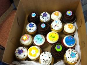 Cake Crumbs/The Cupcake Truck